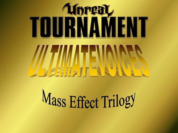 UV - Mass Effect (33 Voicepacks)
