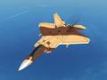 F-22 Desert Cmo