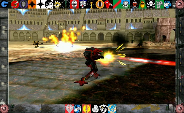Gladiators Pack, v3