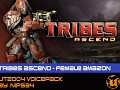 Tribes Ascend: Female Amazon
