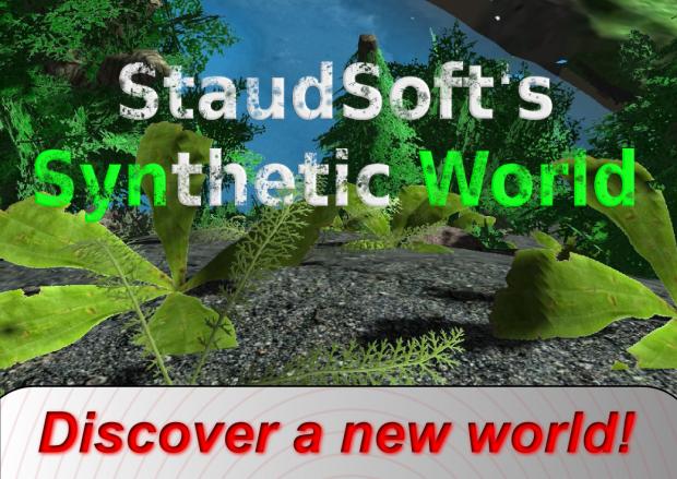StaudSoft's Synthetic World Beta Demo 0.2.1