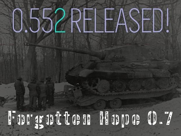 Forgotten Hope 0.7
