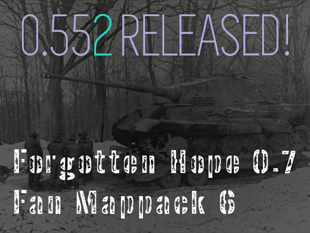 Forgotten Hope Fan Mappack 6