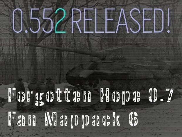 Forgotten Hope Fan Mappack 6