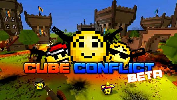Cube Conflict Bêta 0.1.036