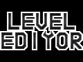Level editor version 1