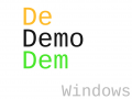 Demo (Windows without installer)