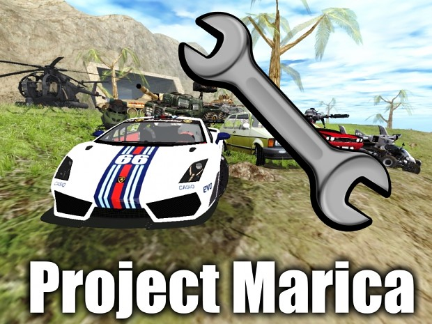 Project Marica v3 patch