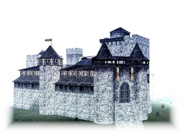 33 Calrade castles & fortresses