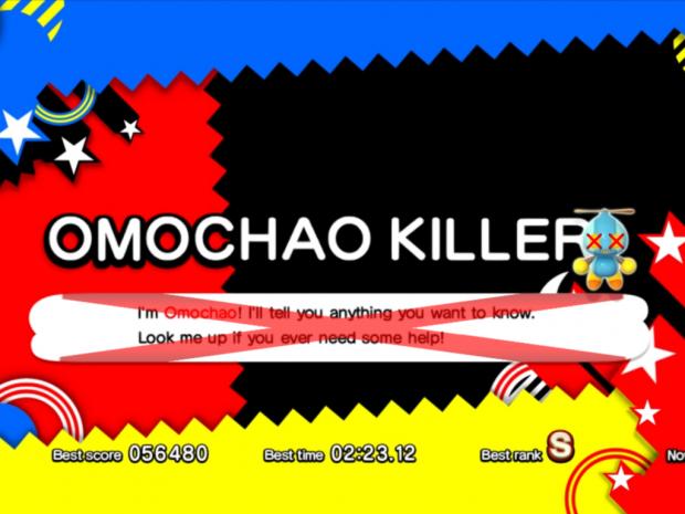 Omochao Killer