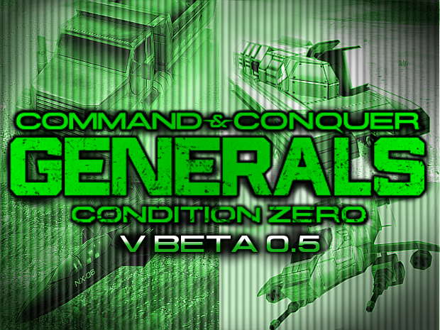 Condition Zero Beta Version 0.5