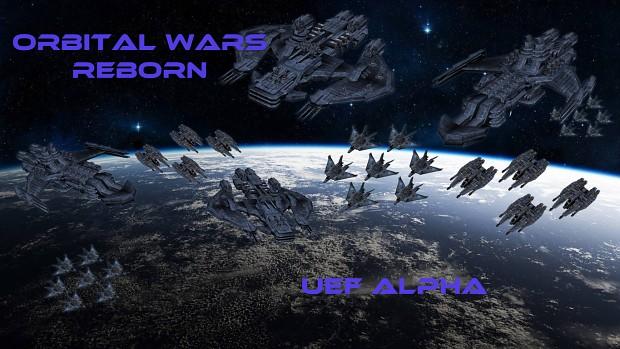Orbital Wars Reborn : UEF alpha 1.1