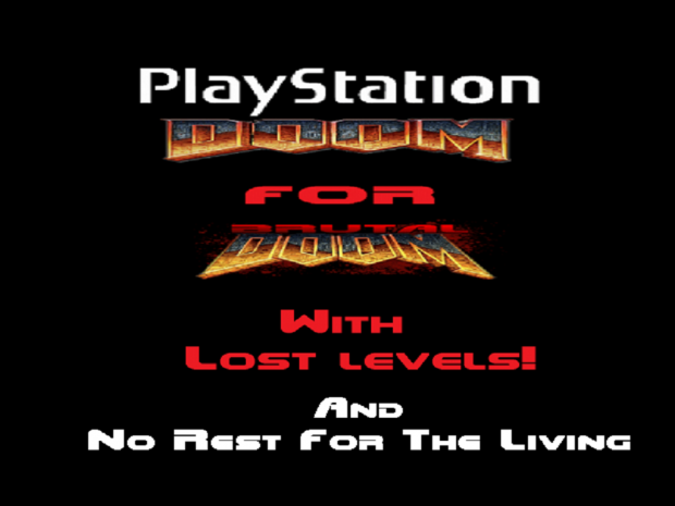 Playstation Doom For Brutal Doom (Final Version)