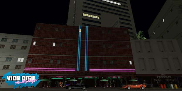 Vice City: Multiplayer 0.4 Client