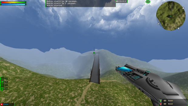 Starsiege: Tribes 1.41 Basic Config (updated 2016)
