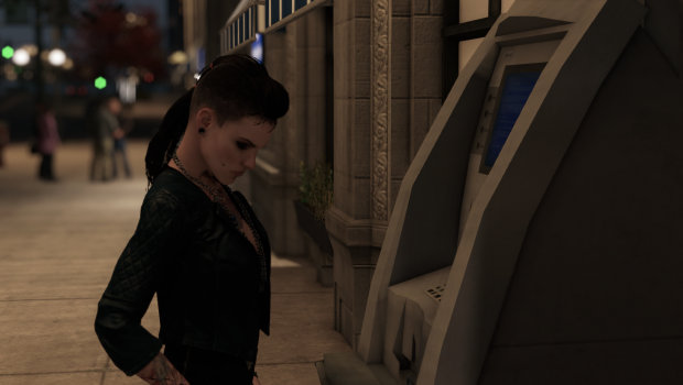 Aiden to Clara Lille character replacement mod 1.0