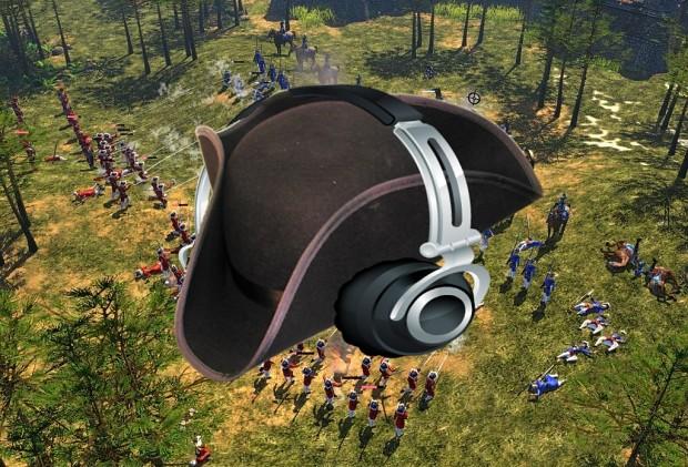 Age of Empires III - Improved Weapon Audio