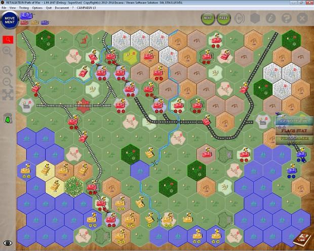 Retaliation Path of War 1.28 Flash