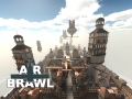Air Brawl Kickstarter Demo - LINUX