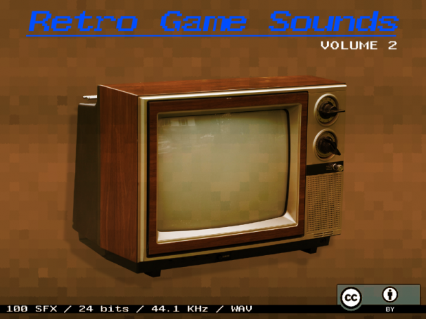 Retro Game Sounds [Volume 2]