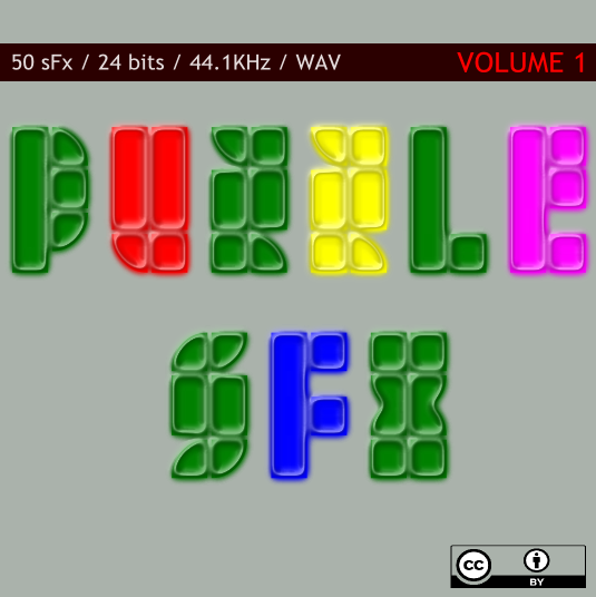 Sounds for Puzzle Game [Volume 1]