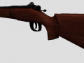 P4F M24 wooden skin