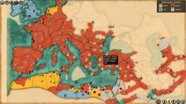 Lepidus Rome 2 savegame file
