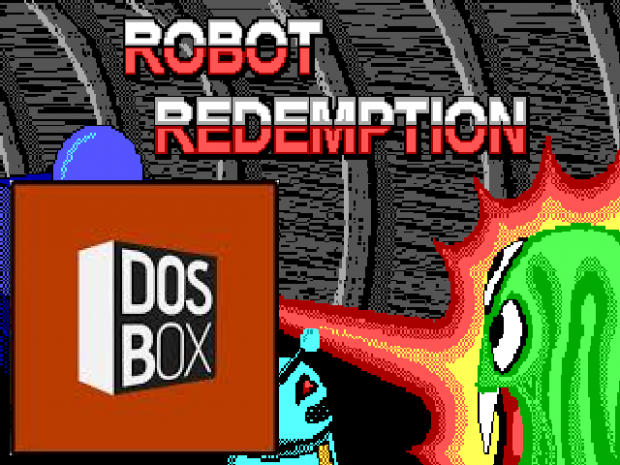 Robot Redemption for MS-DOS
