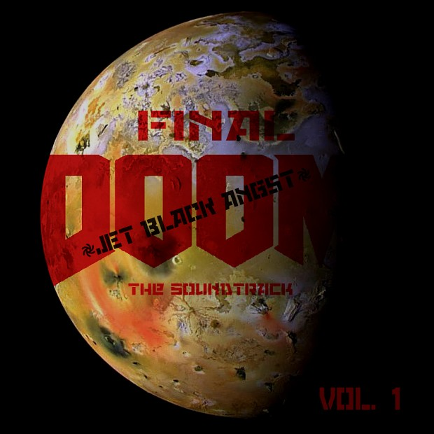 Final Doom Jet Black Angst Soundtrack Vol. 1