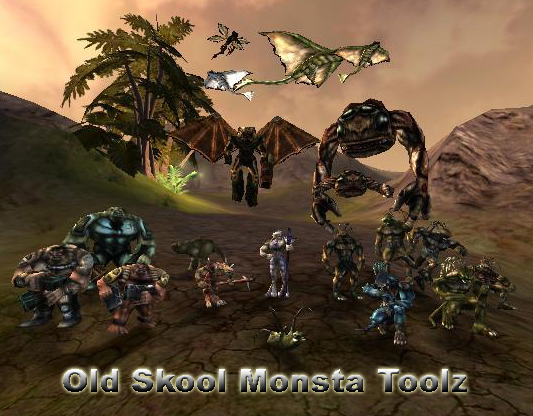 Old Skool Monsta Toolz v1.53 Final Release