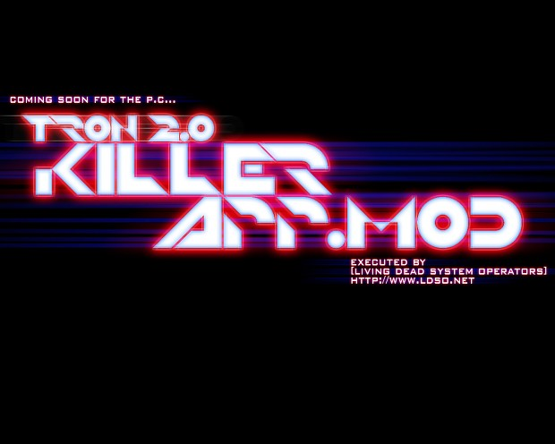 TRON 2.0: Killer App Mod v1.1a