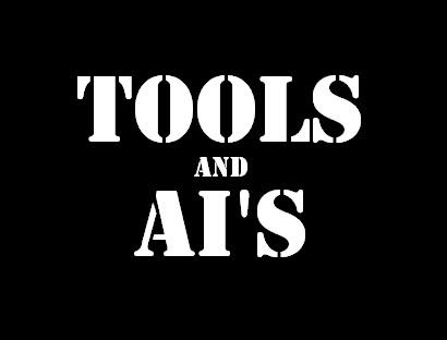 Good AIs and Tools for FA