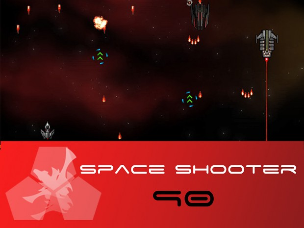 how to get an enemy to shoot space ships unity