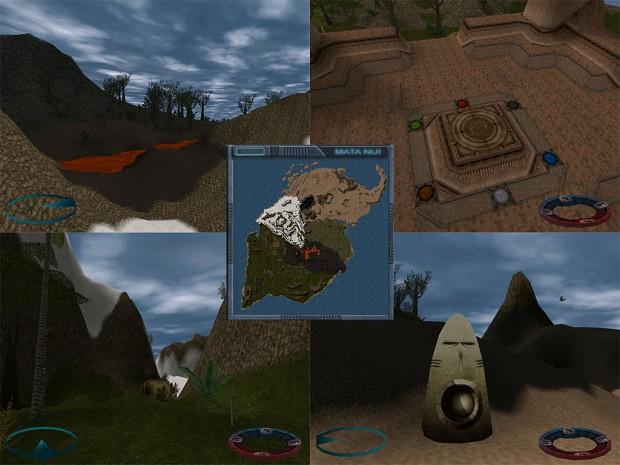 Mata Nui (DLC Map)