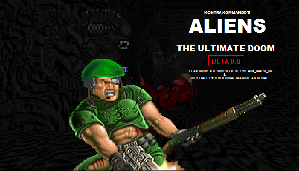 Aliens: The Ultimate Doom (TC) [BETA 8.0]