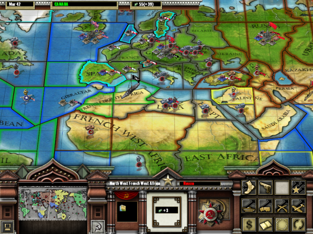 """A&A RTS Total War Smack Down. Six Countries, """"83 N"""