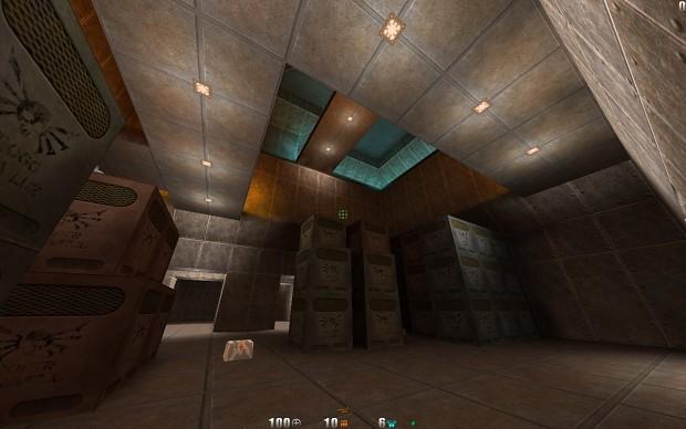 Quake 2 32 bit High resolution textures pack