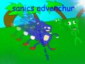 sanics advenchur version: 1337