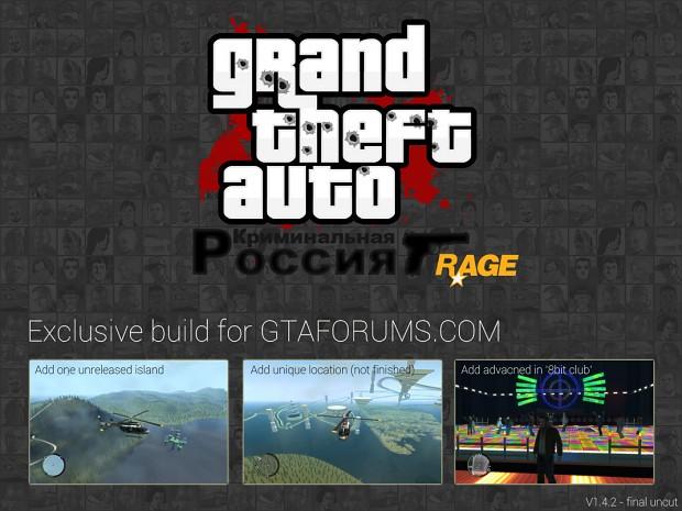 Criminal Russia Rage v1.4.2 (Exclusive Version)