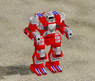 Mech Commander Omnitech 424