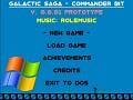 Galactic Saga - Commander Bit Demo Prototype