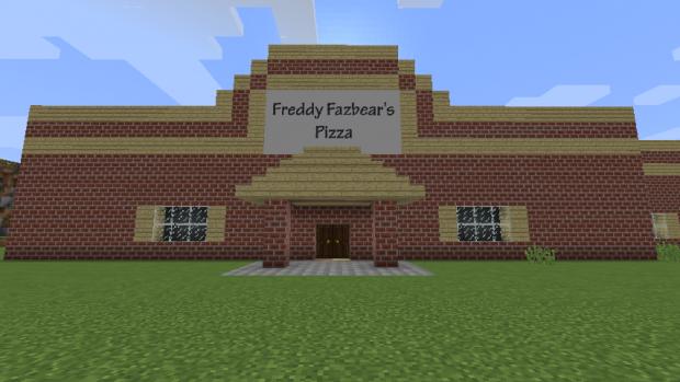Freddy Fazbear's Pizza (Updated)