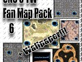 CNC 3 -  Fan Map Pack+6 Map's