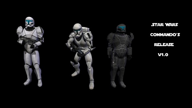 Star Wars Commando's Pack V1.0