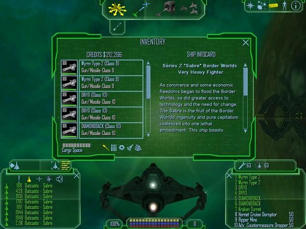Green HUD