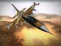 Strike Commander F-16C 'Wildcats'