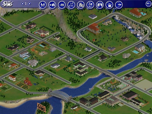 My Sims Mod pack which I collected so its not mine
