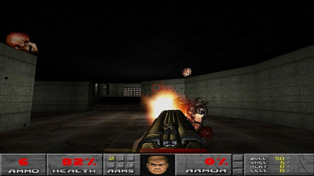 Doom Reborn Pre-Beta Version 1.2