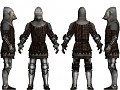 Raubritter - Robber Knight Partial Plate Armour