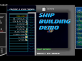 Inevitability Ship Building Demo